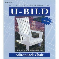 Adirondack Chair Plans Lowes Black Velvet Dining Chairs U Bild Carpentry And Woodcraft Book At Com