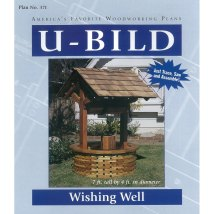 Wishing Well Woodworking Plans