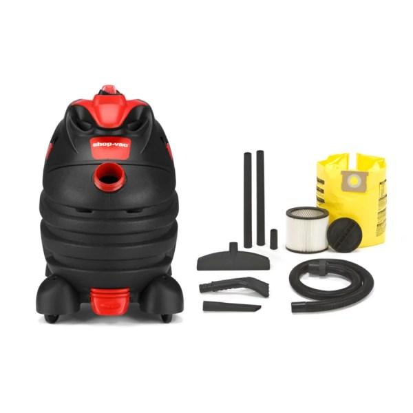 Vac 10-gallon 6.5-peak Hp Vacuum