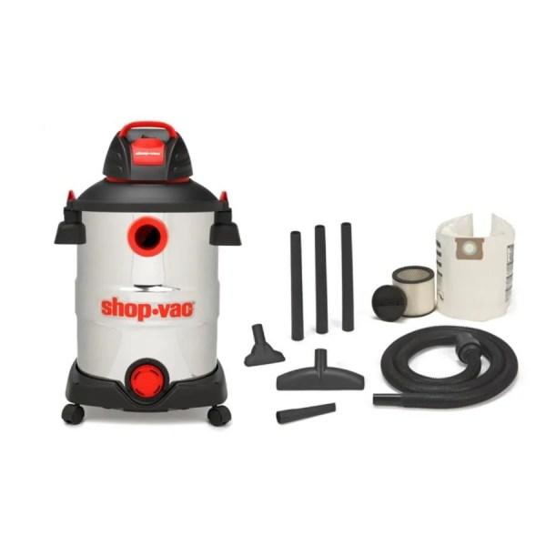 Vac 12-gallon 6-peak-hp Vacuum