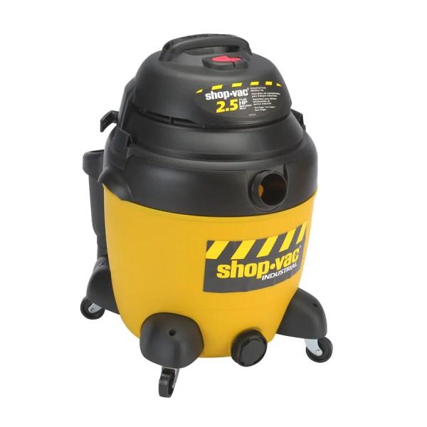 Vac 12-gallon 2.5-peak Hp Vacuum