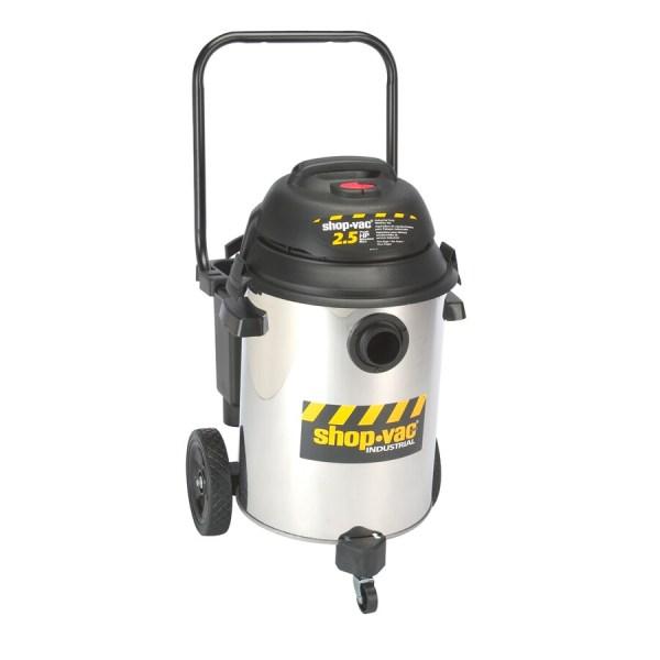 Vac 10-gallon 2.5-peak Hp Vacuum