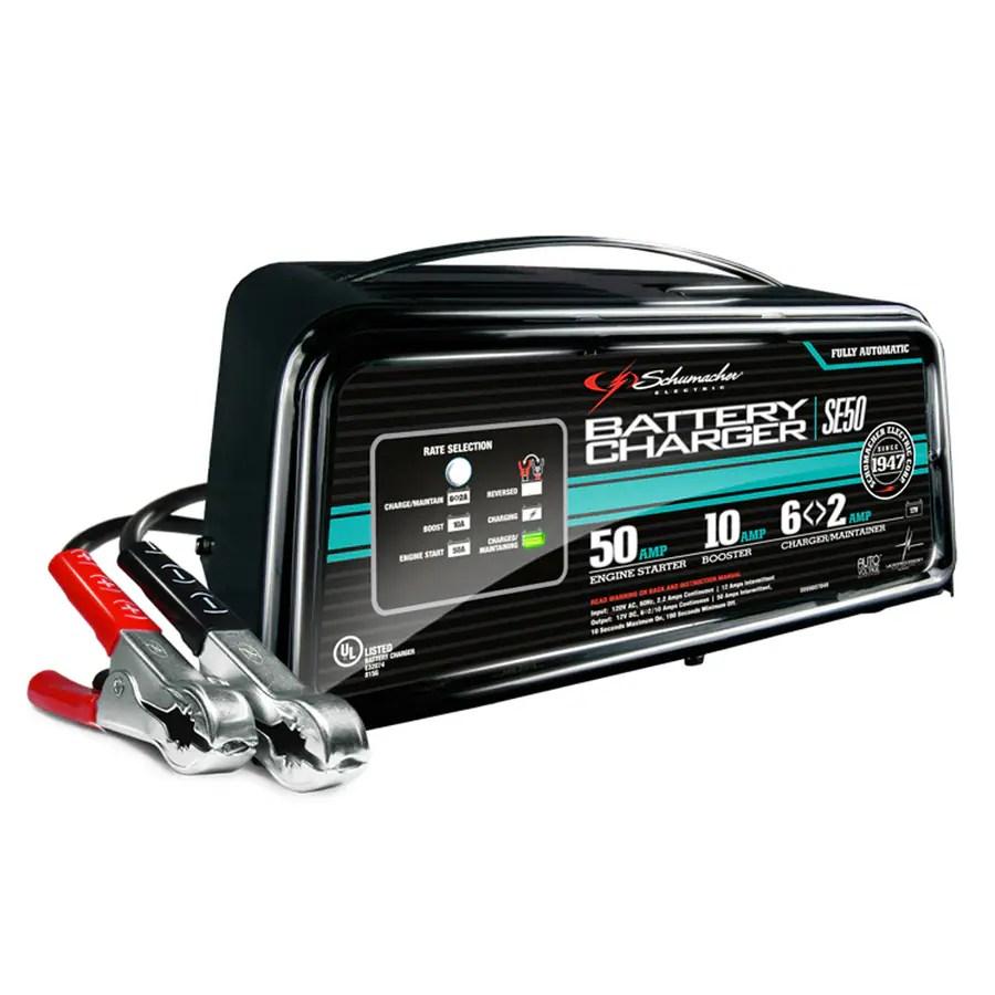 medium resolution of schumacher electric 12 volt car battery charger