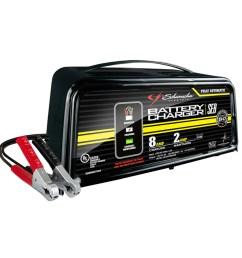 schumacher electric 12 volt car battery charger [ 900 x 900 Pixel ]