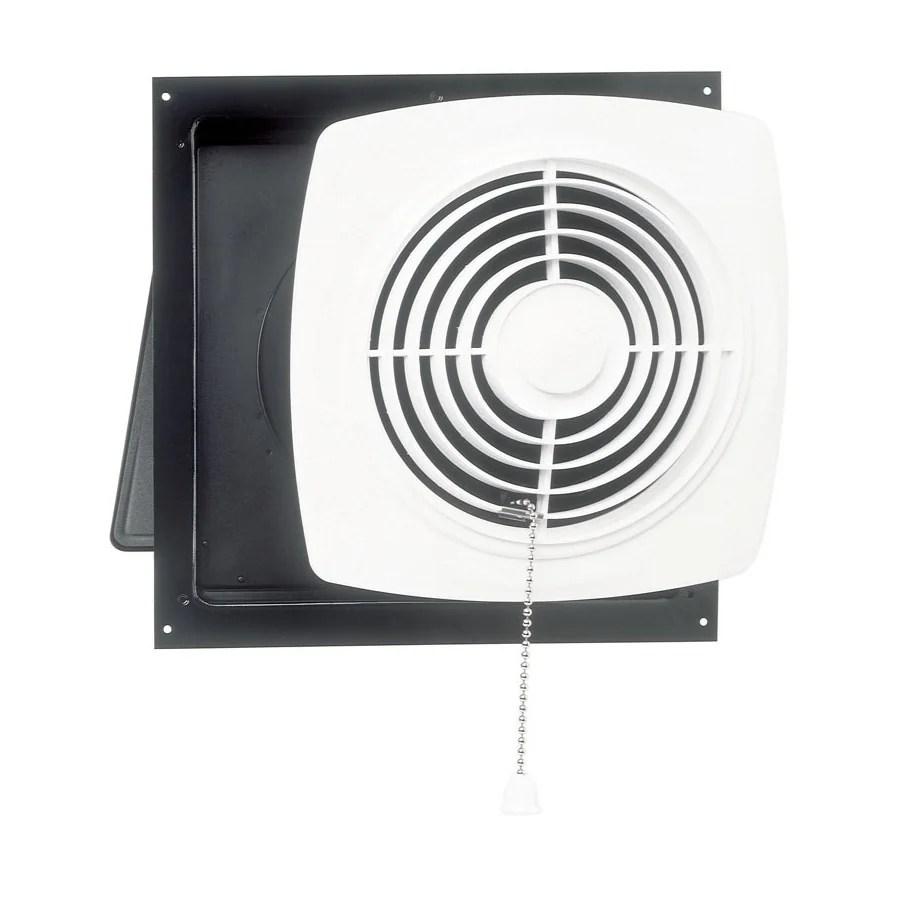Shop Broan 7Sone 250CFM White Bathroom Fan at Lowescom