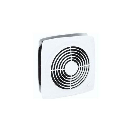 Broan Utility Fan 6.5-Sone 380-CFM White Bathroom Fan in