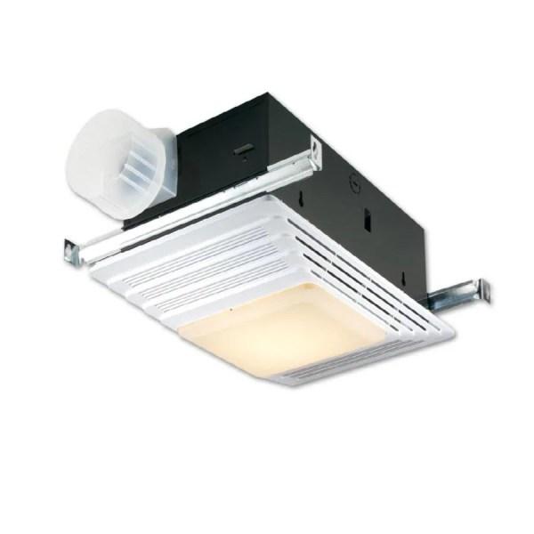Broan 4.5-sone 100-cfm White Bathroom Fan