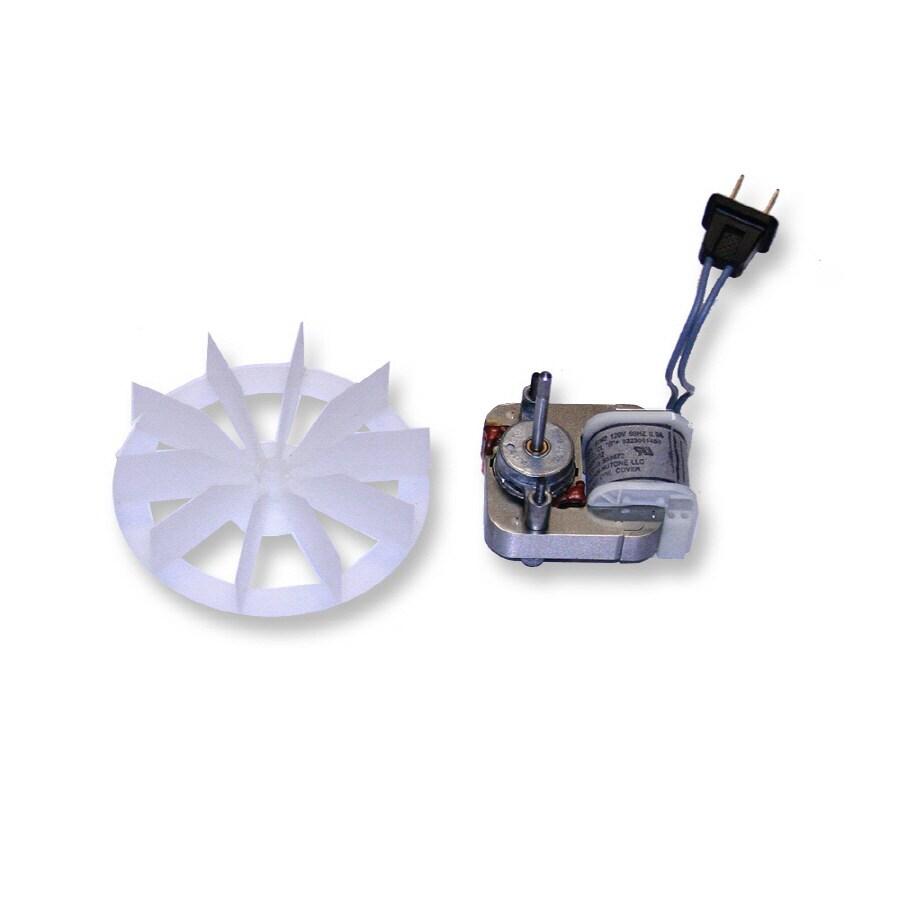 broan steel replacement bath fan motor