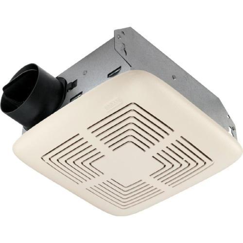 small resolution of broan 4 sone 70 cfm white bathroom fan