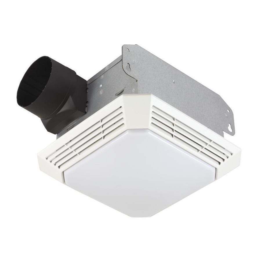 Broan 35Sone 70CFM White Bathroom Fan at Lowescom