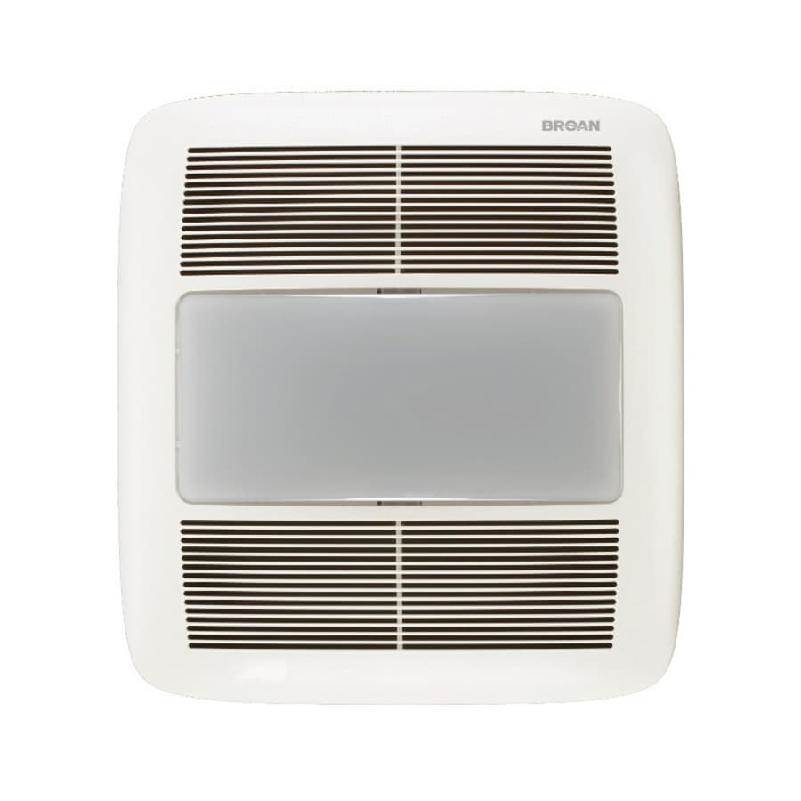 medium resolution of broan 1 5 sone 140 cfm white bathroom fan energy star