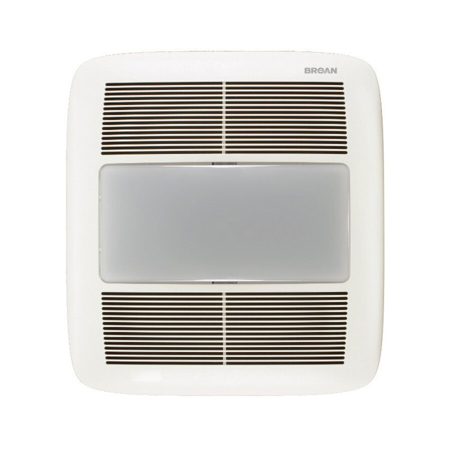 hight resolution of broan 1 5 sone 140 cfm white bathroom fan energy star