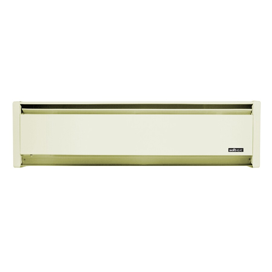 Cadet 83-in 240-Volt 1500-Watt Hydronic Electric Baseboard Heater in the Electric Baseboard Heaters department at Lowes.com