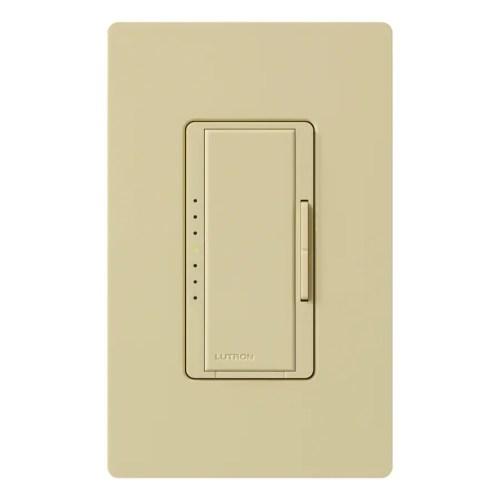 small resolution of lutron maestro 1000 watt double pole 3 way 4 way ivory tap