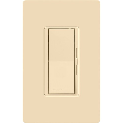 small resolution of lutron diva 150 watt single pole 3 way ivory compatible with led