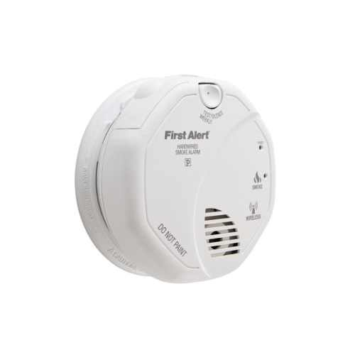 small resolution of first alert wireless interconnect ac hardwired 120 volt photoelectric sensor smoke detector