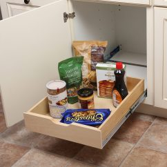 Pull Out Kitchen Cabinet Cabinets Columbus Ohio Organizers At Lowes Com Knape Vogt 17 78 In W X 5 1 Tier