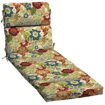 Garden Treasures Bloomery Floral Cushion Chaise