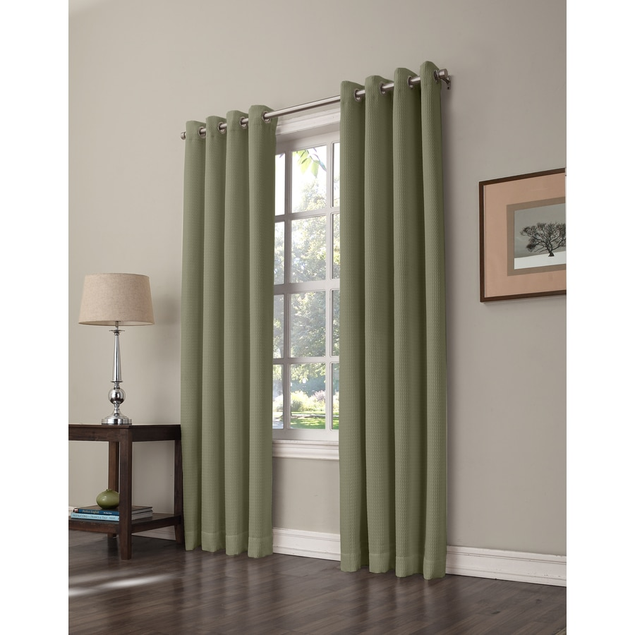 Paint Green Sage Curtains