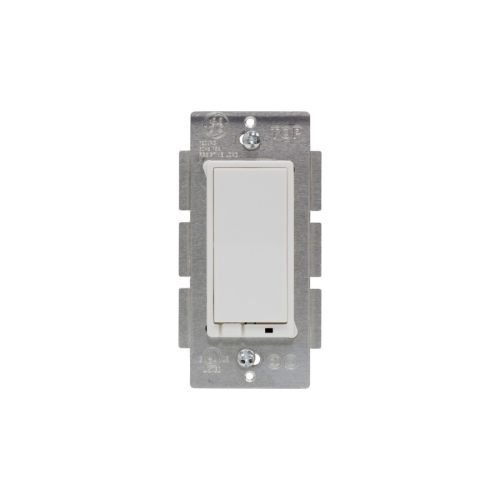 small resolution of ge z wave 1 5 amp 3 way white rocker light switch