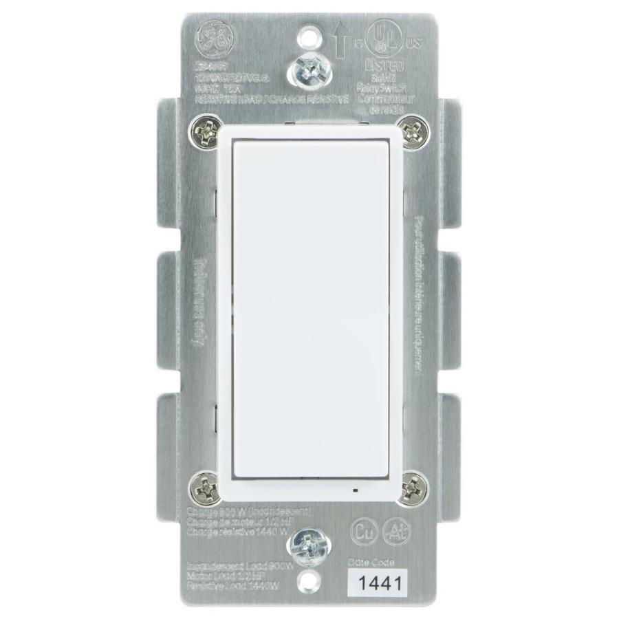 hight resolution of ge zigbee 15 20 amp 3 way 4 way white rocker