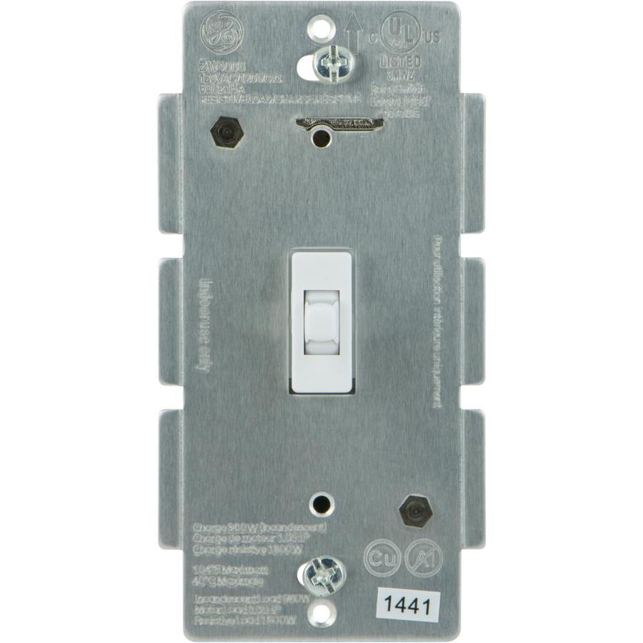 hight resolution of ge z wave plus 15 amp 3 way white toggle light switch