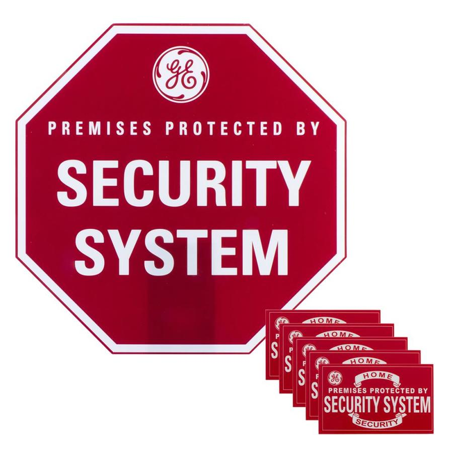Security Alarm System Lowes