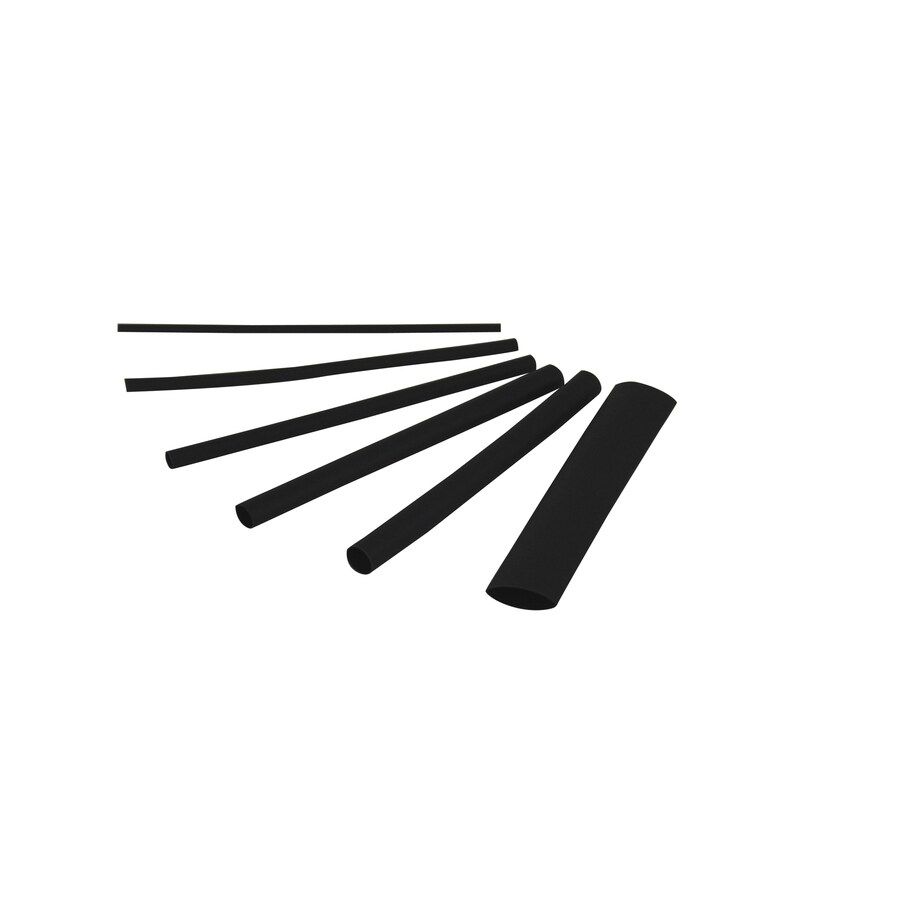 Gardner Bender 8-Count 6.4mm 4-in Heat Shrink Tubing at