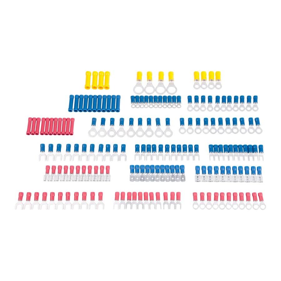 medium resolution of utilitech 175 count butt splice wire connectors
