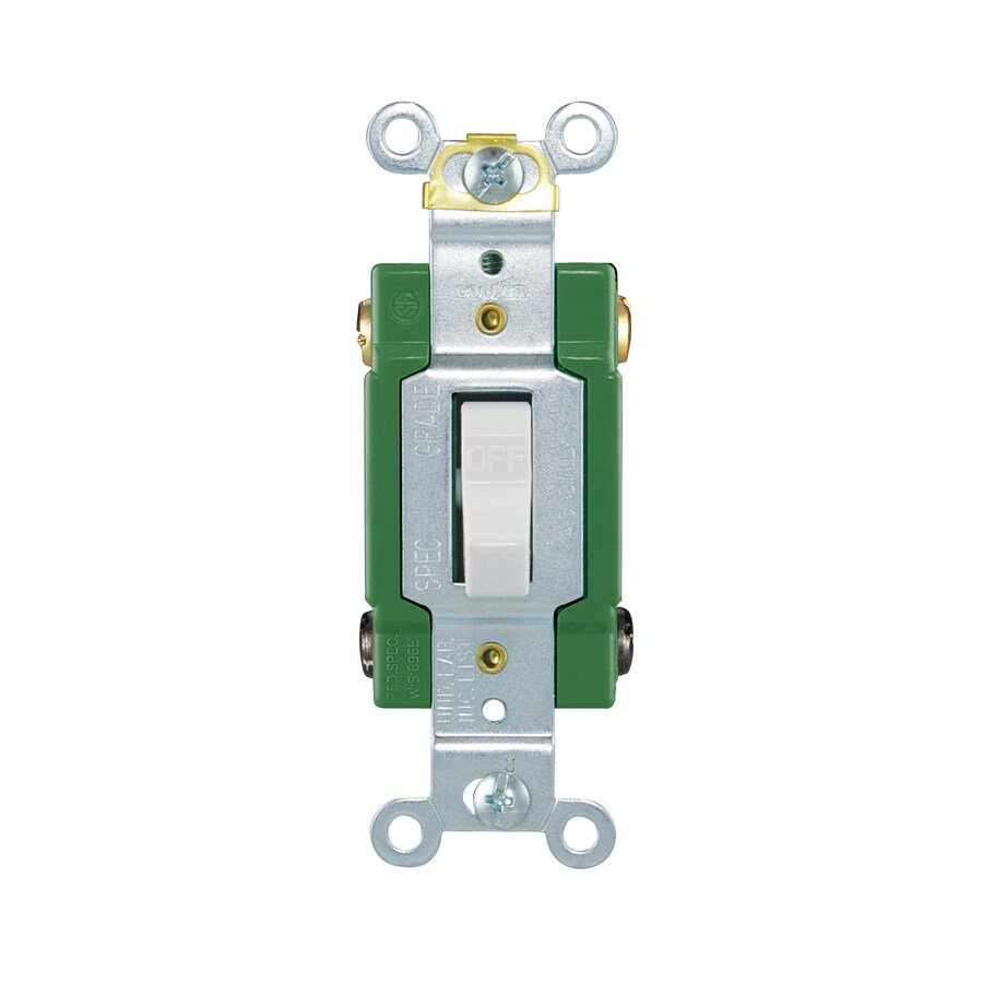 medium resolution of cooper wiring devices ivory industrial light switch