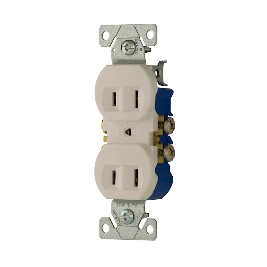 medium resolution of cooper wiring devices 15 amp white duplex receptacle