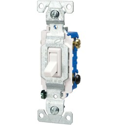 eaton 15 amp 3 way white toggle light switch at lowes com eaton rocker switches eaton switch diagram [ 900 x 900 Pixel ]