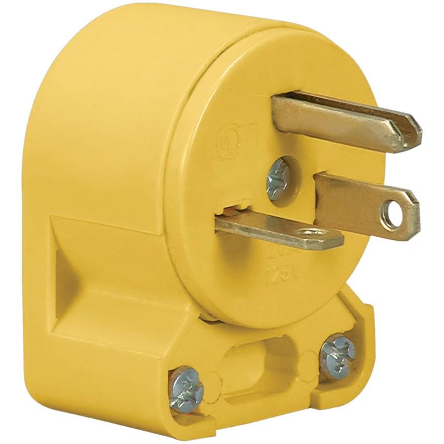 medium resolution of eaton 20 amp volt yellow 3 wire grounding