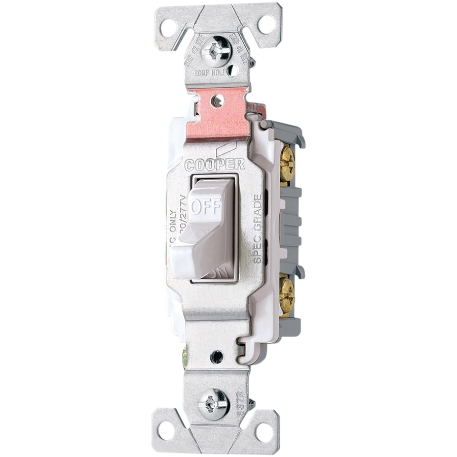 Cooper 3 Way Switch Lowes