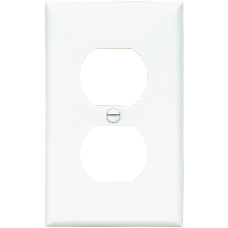 hight resolution of eaton 10 pack 1 gang white single wall plate