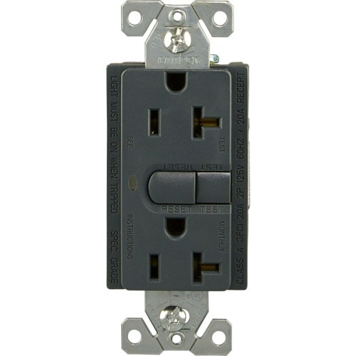 small resolution of cooper wiring devices gfci aspire design system duplex receptacle 20 rh lowes com a single pole switch wiring cooper aspire catalog