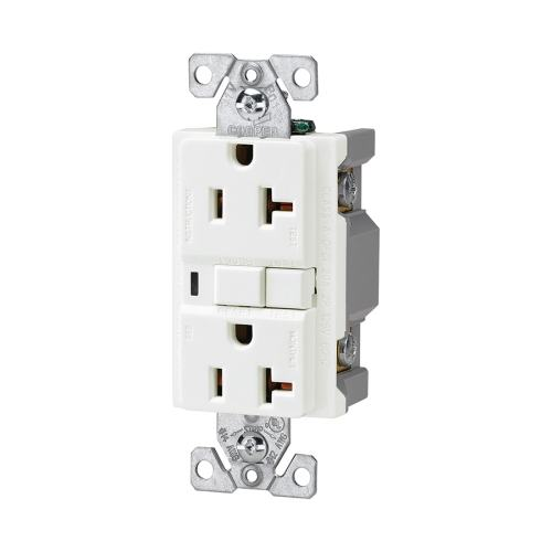 small resolution of cooper wiring devices white 20 amp decorator commercial at lowes com cooper wiring devices 20 amp white decorator duplex electrical outlet