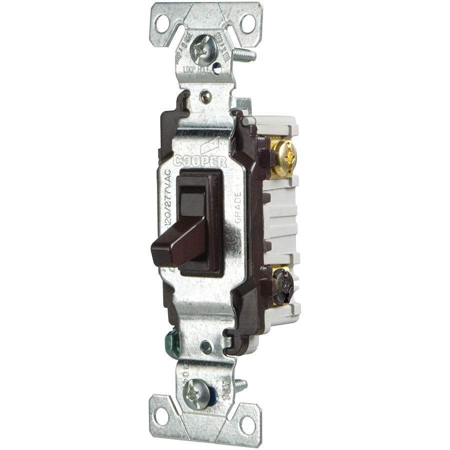 medium resolution of eaton 15 amp 3 way brown toggle light switch