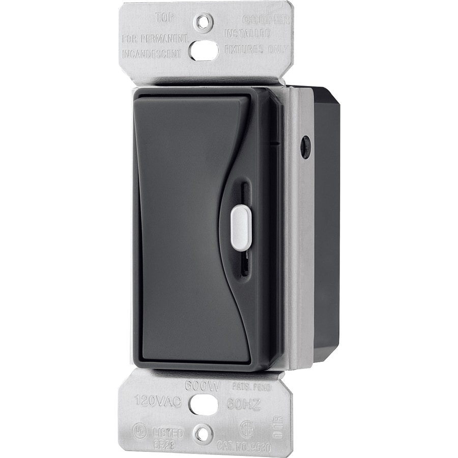 hight resolution of shop cooper wiring devices aspire 3 way slide dimmer at cooper wiring devices rf9540 nws aspire cooper aspire dimmers