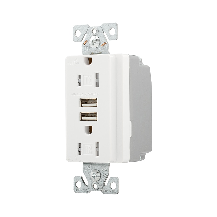 hight resolution of eaton cooper wiring devices white 15 amp duplex tamper resistant residential