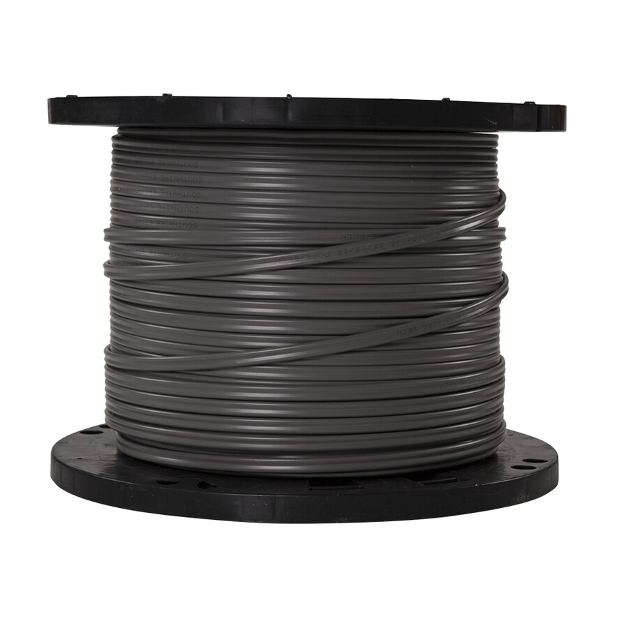 medium resolution of southwire 100 ft 12 awg 3 uf wire by the roll