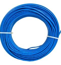 southwire 250 ft 24 4 cat 5e plenum blue data cable [ 900 x 900 Pixel ]