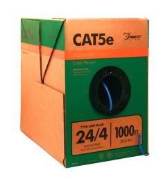 southwire 1 000 ft 24 4 cat 5e plenum blue data cable [ 900 x 900 Pixel ]