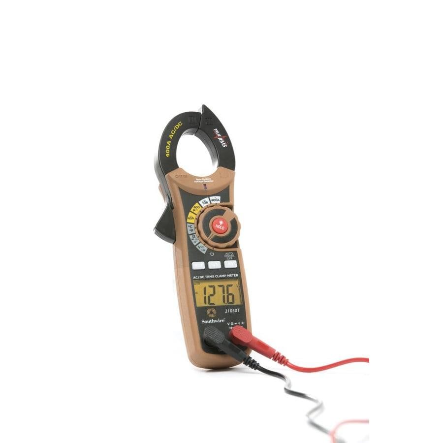 medium resolution of southwire 400 amp ac dc true rms clamp meter