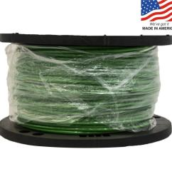 southwire 500 ft 8 awg stranded green copper thhn wire by the [ 900 x 900 Pixel ]