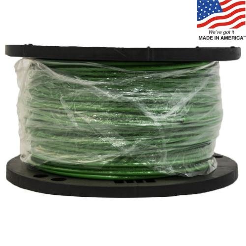 small resolution of southwire 500 ft 8 awg stranded green copper thhn wire by the