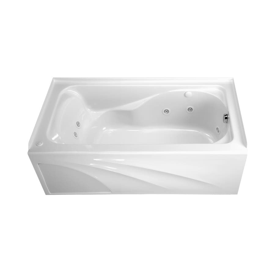 Shop American Standard Cadet 5988 In White Acrylic