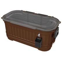 Igloo 125-quart Wheeled Plastic Chest Cooler