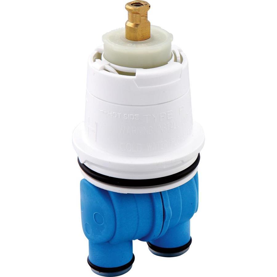delta plastic tub shower cartridge repair kit lowes com