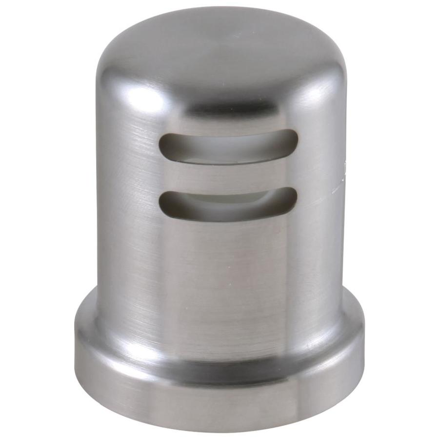 kitchen air gap john boos island shop delta metal stainless at lowes.com